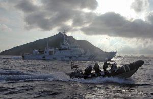 Japan Sortieing More Jets During Heightened Senkaku Tensions