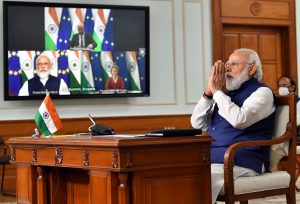 A Robust EU-India Partnership Must Depend on 'Values and Principles'