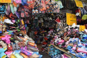 A 'Shoe Revolution' in South Korea?
