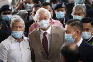 Malaysia Ex-PM Najib Given 12 Years in Jail in 1MDB Looting