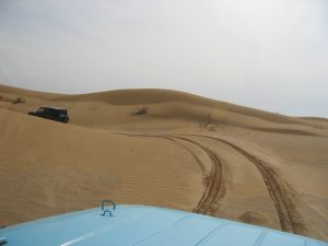 COVID-19, Hot Winds, or Dust? Turkmenistan Lashes out Over Tajik Weather Report