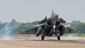 India's Long-Awaited Rafales Finally Arrive from France