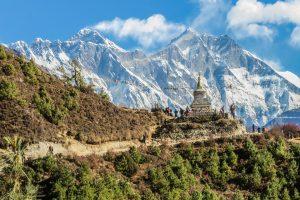 How Nepal Got Its Borders
