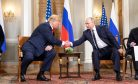 Trump's 2 Russias Confound Coherent US Policy