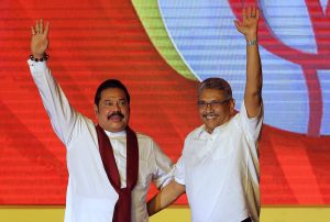 Rajapaksa Brothers Expect Strong Support in Sri Lanka Polls