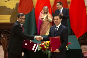 China's Stake in Bangladesh Is Overplayed