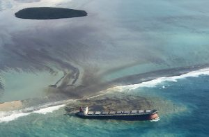 Japanese Firm Behind Catastrophic Oil Spill Pledges Compensation