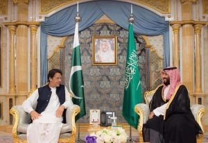 Is Pakistan Losing Saudi Arabia?