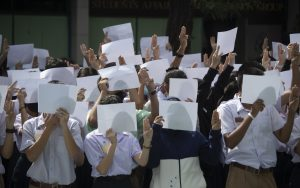 Thailand's Student-led Anti-government Protests Grow