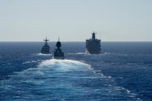 Reduced Exercise Rim of the Pacific 2020 Begins off Hawaii