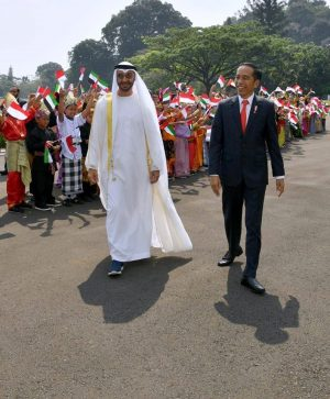 Malaysia and Indonesia in the Middle East