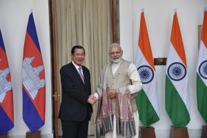 To Avoid Overdependence on China, Cambodia Needs to Build Its Relations With India