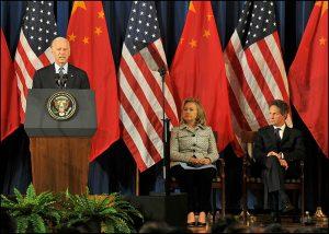 Biden Joins the Anti-China Chorus