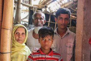 3 Years After the Rohingya Exodus, No Peace and No Progress