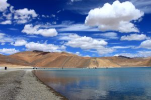 Ladakh Standoff: India's Defense Chief Notes Military Option on the Table