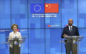 China and the EU: A Tale of Two Summits