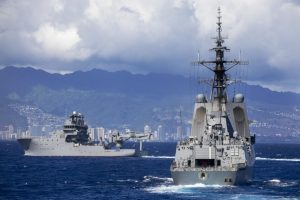 Australia Steps Up in Defense of the Indo-Pacific Order