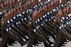 Evolution of the Communist Party of Vietnam's Control Over the Military