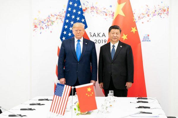 US Anti-China Sentiment Reaches