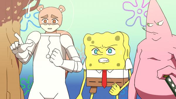 Meet Narmak Creator Of The Viral Spongebob Anime Suponjibobu The Diplomat
