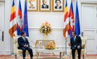 Japan Seeks to Offset Chinese Influence in Cambodia