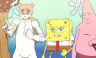 Meet Narmak, Creator of the Viral SpongeBob Anime Suponjibobu