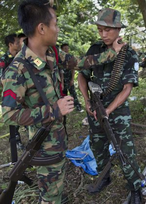 Is China Behind a Recent Insurgent Attack in India's Northeast?