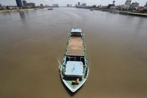 The Last Farewell to the Mighty Mekong