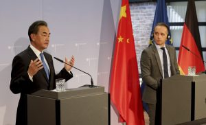 China's Foreign Minister Finishes Europe Tour