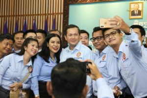 Cambodia Succession Plan Hinges on Party Princelings