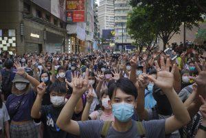 Inside Hong Kong's Besieged Legislative Council, Democrats Refuse to Surrender