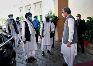 Taliban Return to Doha, Setting Stage for Afghan Peace Talks