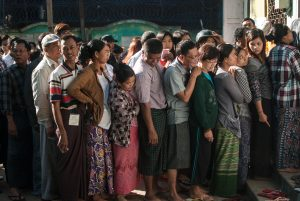 Myanmar Election Campaign Opens Under the Shadow of COVID-19