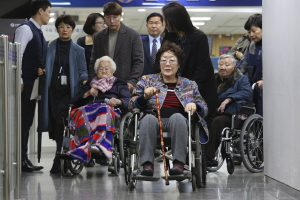 South Korea and Japan: Resolving the Comfort Women Issue
