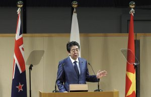Abe's Regional Diplomacy: Results and Limitations