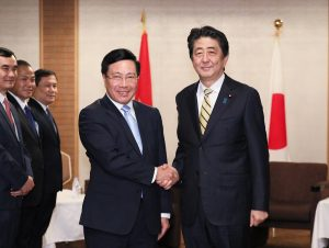 Post-Abe, Vietnam-Japan Relations Have Nowhere to Go But Up