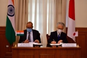 India and Japan's Proactive Convergence Continues: The ACSA and Beyond
