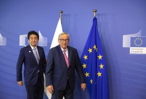 Abe Shinzo's Legacy in Japan-Europe Relations