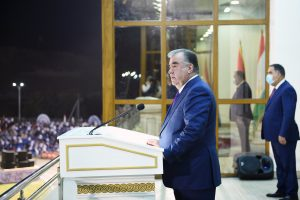 Field Set for Tajik Election, No Surprises