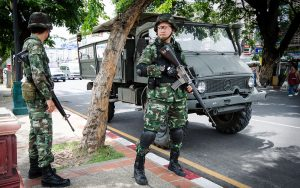 Thailand's Protests: Between the Old and the New