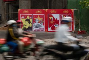 Three-Horse Race for Vietnam's Next Communist Party Chief