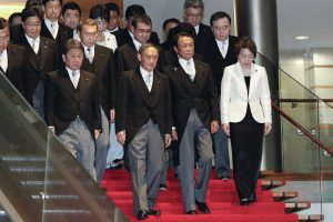 In Japan's Post-Abe Era, Addressing Political Gender Inequality is Essential