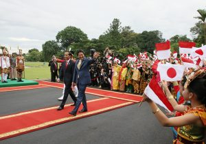 After Abe, Opportunities Loom for Japan-Indonesia Relations