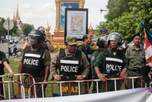With New Arrest, Cambodia's Permanent Crackdown Intensifies