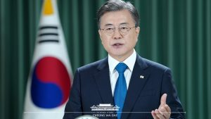 South Korea President Stresses Peace, Inclusiveness, and Multilateralism at UN
