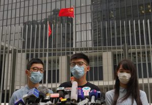 Another Arrest for Joshua Wong Highlights the Growing Pressure on Young Hong Kong Activists