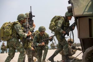 US Bill Aims to End Aid to Philippines Military and Police