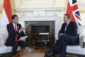 Ben Bland on the Contradictions of Indonesia's President Jokowi
