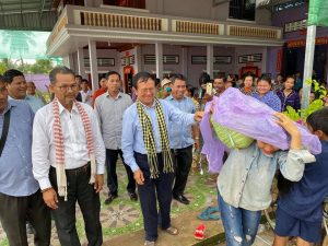 Opposition Leaders Testing Cambodia's Chilly Political Waters