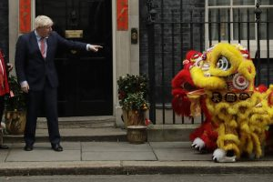 UK-China Relations: From Gold to Dust